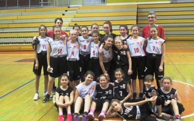 Občinsko prvenstvo v košarki – mlajše deklice