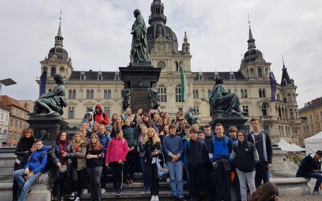 Nemščina v avtentičnem okolju – celodnevna ekskurzija v Gradec in čokoladnica Zotter, Avstrija