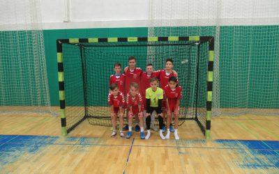 Rezultati medobčinskega tekmovanja v malem nogometu za mlajše dečke