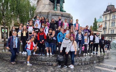 Kulturni dan v Ljubljani – 6. in 7. razred
